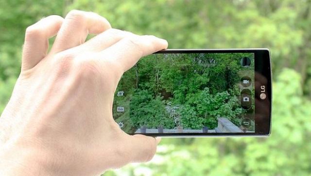 Cách test LG G4 bằng việc kiểm tra cảm biến