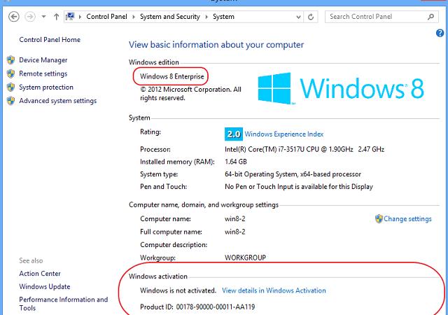Cách thực hiện xóa trên windows 8