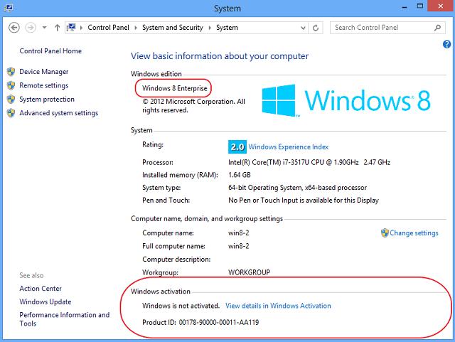 Hướng dẫn cách xóa dòng chữ activate window 8 đơn giản, dễ thực hiện