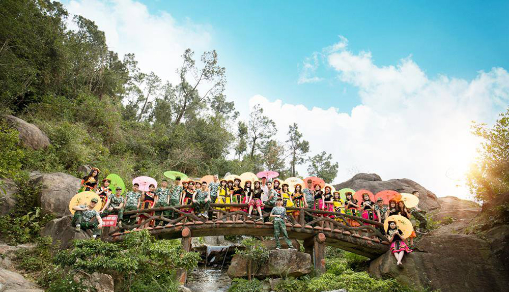 Khu nghỉ dưỡng núi Ngăm Vụ Bản Nam Định có gì hấp dẫn?