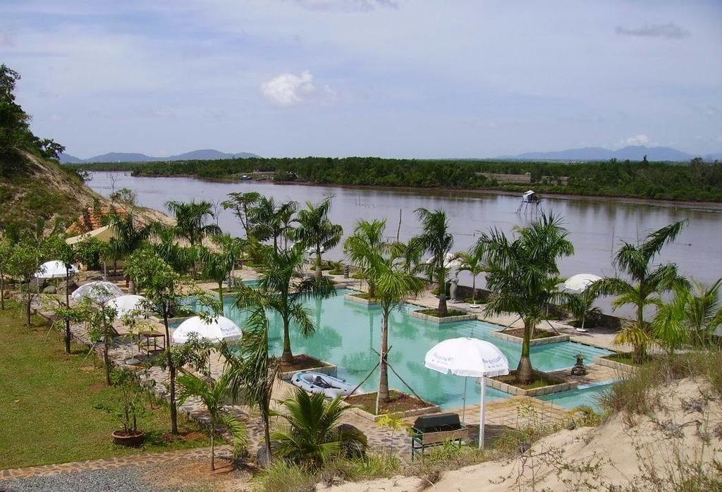 khu nghỉ dưỡng River Ray Ecotourism Resort