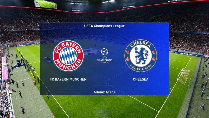 Nhận định bóng đá trận đấu giữa Bayern Munich vs Chelsea UEFA Champions League 2h00 9/08/2020