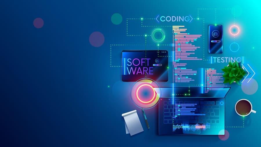 Tìm hiểu về các loại phần mềm, quy trình thiết kế và triển khai cũng như lịch sử phần mềm