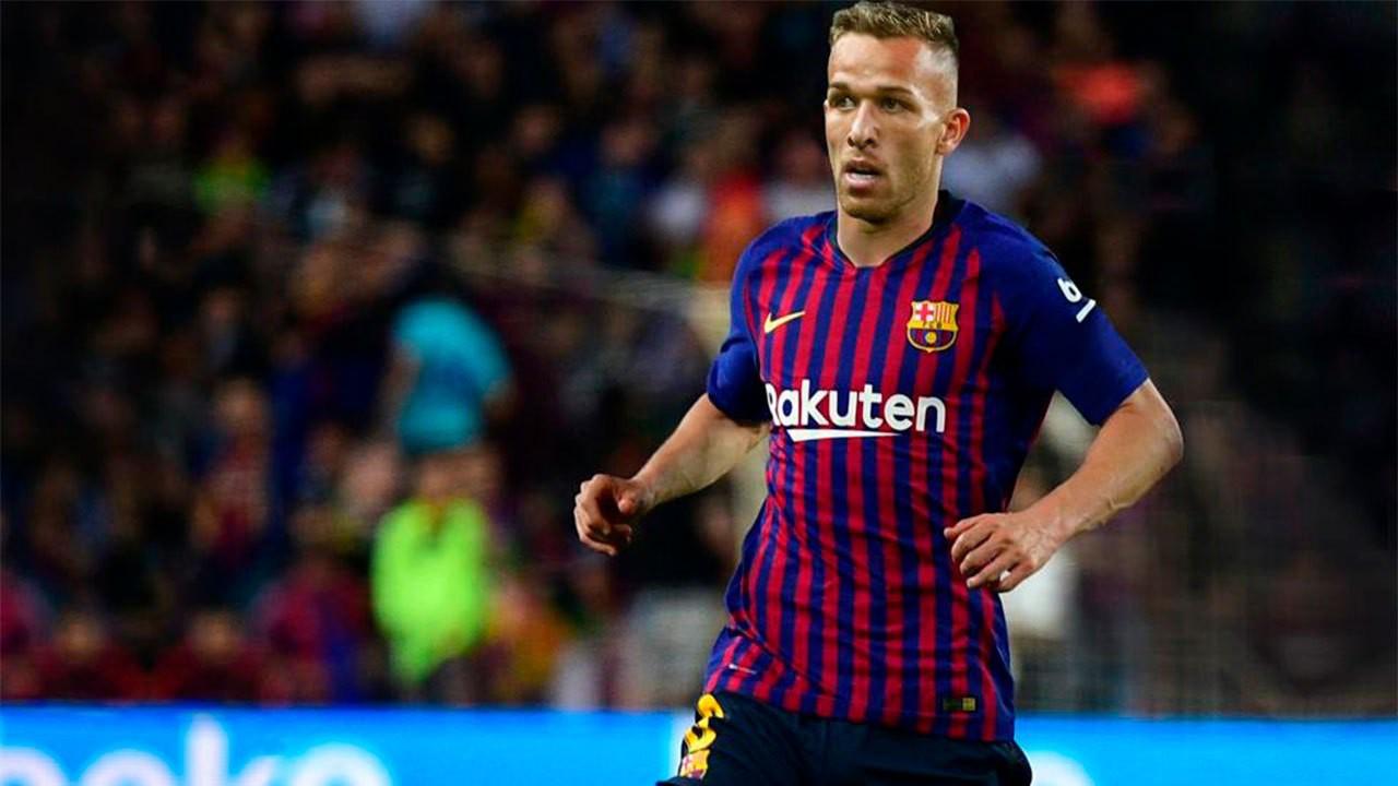 Arthur Melo – Người kế thừa xuất sắc của Xavi ở Barcelona