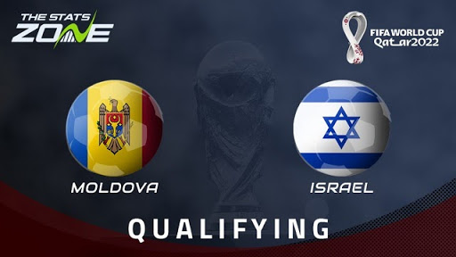 Moldova và Israel sẽ gặp nhau lúc 01h45 ngày 01/04/2021