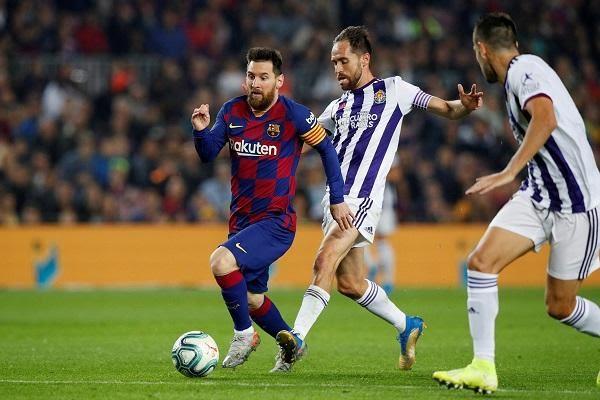 Barca hướng đến việc nối dài mạch thắng ở giải La Liga